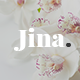 Jina - Celebration Orginize Agency PSD Template