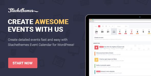 Stachethemes Event Calendar - WordPress Events Calendar Plugin