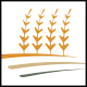 Wheat Field Logo