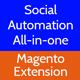 Magento Social Media Automation