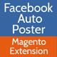 Magento Facebook Auto Poster