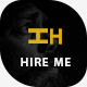 Hire Me - Personal vCard, Portfolio WordPress Theme
