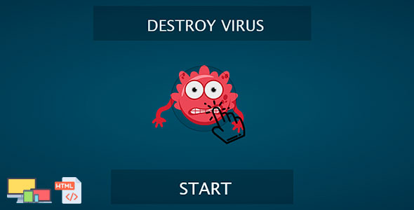 CodeCanyon Destroy Virus 17691195
