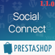 Social Connect - PrestaShop Module