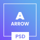 Arrow- Multipurpose PSD Template