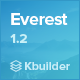 Everest - HTML Email Template + Builder 2.0