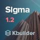 Sigma - Multipurpose Email Template + Builder 1.0