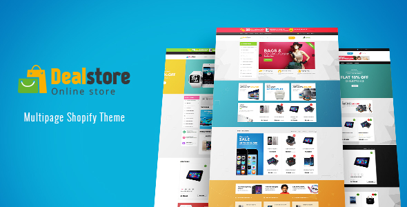 Ap Deal Store Shopify Theme
