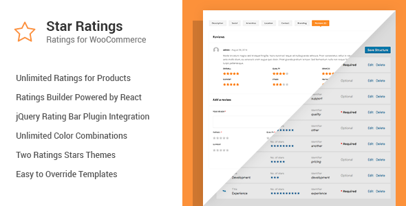 Download Unlimited Star Ratings for WooCommerce nulled download