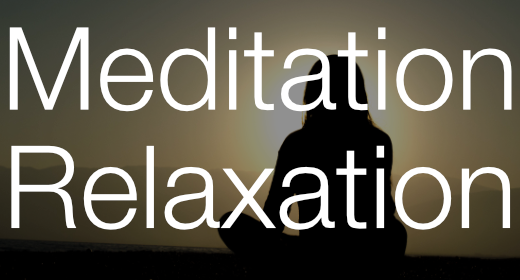 Meditation-Relaxation