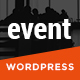 Event – Conference & Event WordPress Theme (Events)