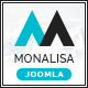 Monalisa - Responsive Multi-Purpose Joomla Theme