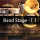 Band Stage - Take 1