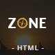 Zone - Tours and Travel HTML Template