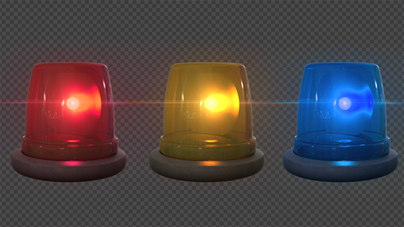 Download Police Or Ambulance Red Flasher Siren (3-Pack) nulled download