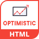 OPTIMISTIC - SEO and Marketing Responsive Template