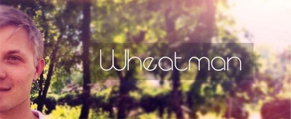 Cover wheatman