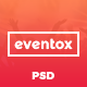 Eventox | Event Concert & Conference PSD Template