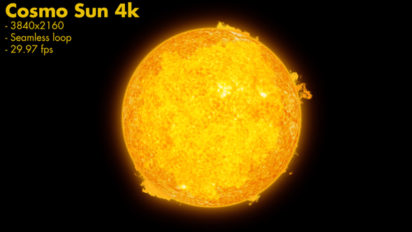 Download Cosmo Sun 4K nulled download