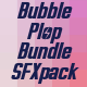 Bubble Plop Bundle - AudioJungle Item for Sale