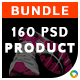Product Sale Banners Bundle - 10 Sets - 160 Banners