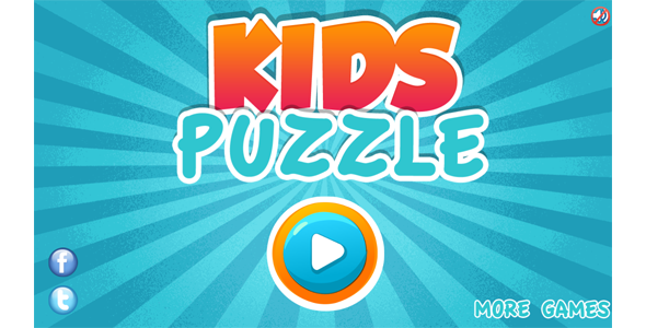 Download Kids Puzzle - HTML5 Educational Game nulled download