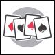 Poker Cards Logo