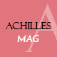 ACHILLES - Multipurpose Magazine PSD Template