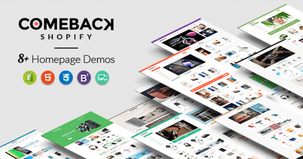 Download Comeback - Advanced Shopify Theme Option | Drag and Drop Page Builders nulled download
