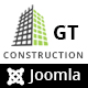 GTBuilder - Construction & Building Joomla Template