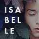 Isabelle - Personal Blog HTML Template