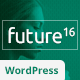 Digital Technology WordPress Theme - Future 16