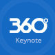 360 Business Plan Keynote Template