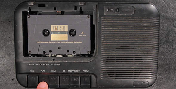 Download Cassette Player nulled download