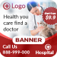 Doctor Medical Banner Template