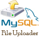 MySQL File and Image Uploader and Sharing - Blob File Server