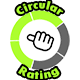 The Circular Rating - Cool & Attractive Animated Rating
