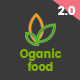 Organic Food - Responsive Shopify Theme