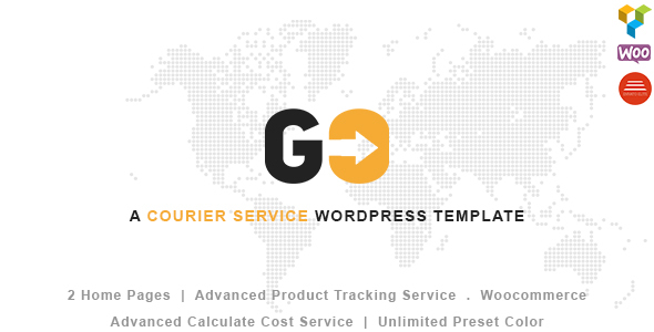 Download GO Courier– A Courier & Delivery Service WordPress Theme nulled download