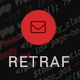 Retraf - Responsive Multipurpose Email template with Stampready builder