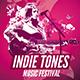 Indie Tones Flyer Template