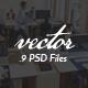 Vector Minimal PSD Template