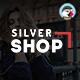 Silver Shop - Prestashop Responsive Theme