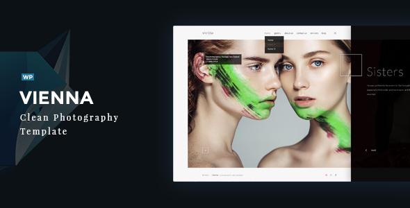 Download Vienna  - Premium Photography WordPress Theme nulled download