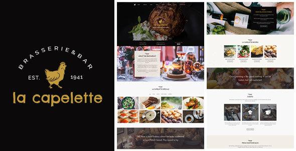La Capelette - French Cuisine in London