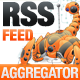 RSS Aggregator - Niche Content RSS Site Builder