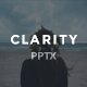 Clarity PowerPoint Presentation