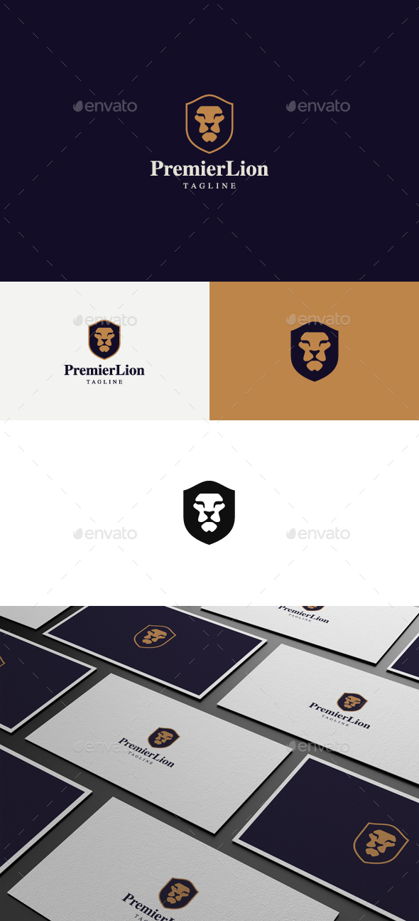 Premier Lion Logo