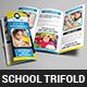 Junior School Trifold Brochures