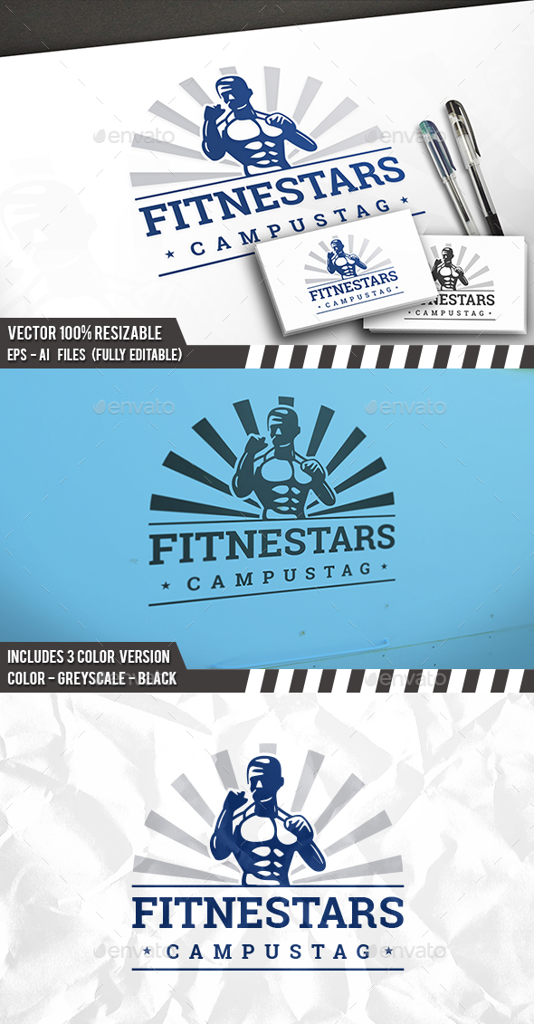 Fitness Fighter Logo